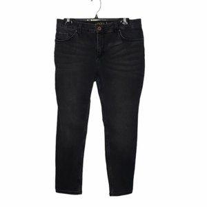 RIDERS BY LEE modern midrise skinny jean 12 P